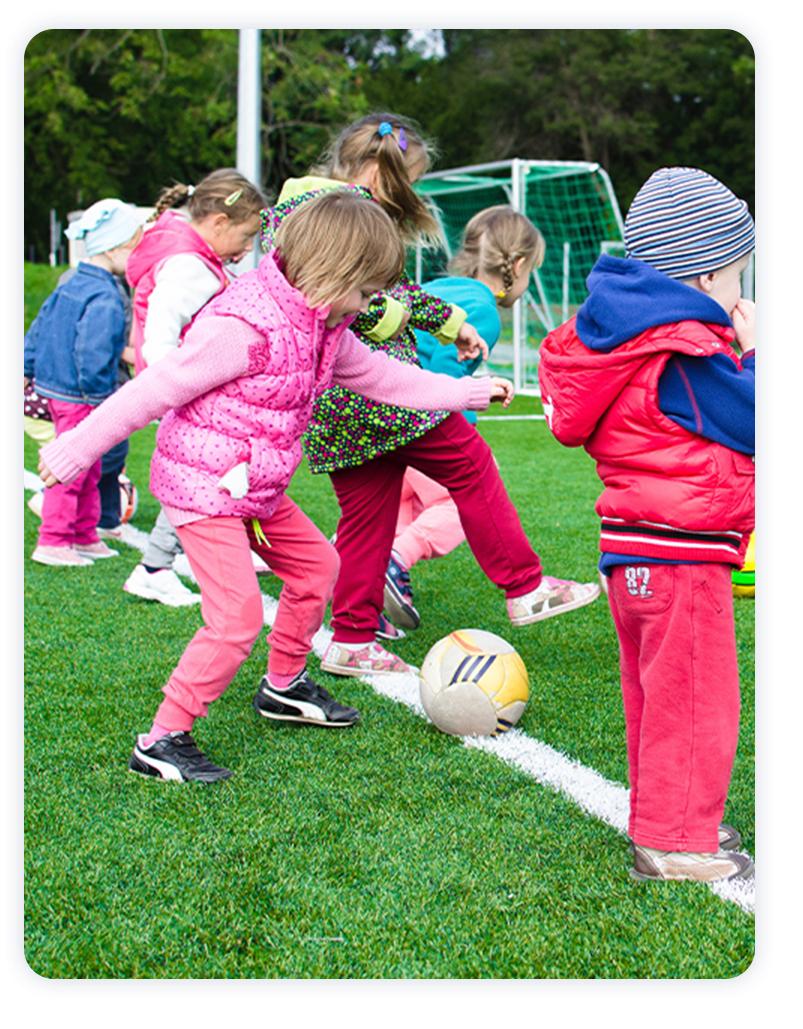 Gestão esportiva em escolas