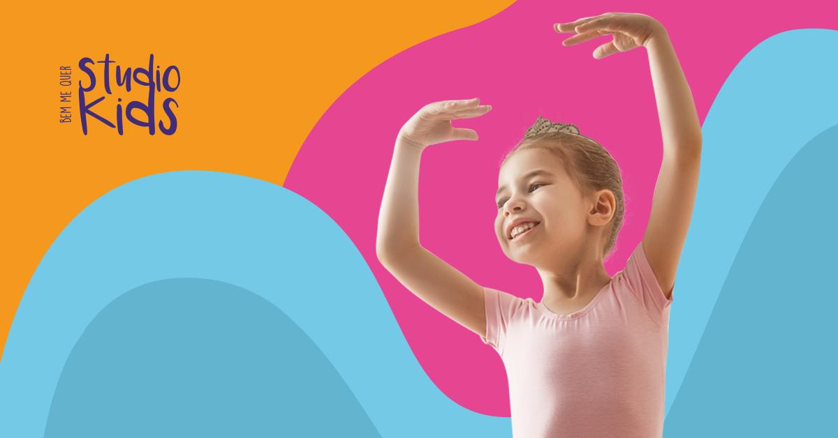 Ballet Infantil - Bem Me Quer Sports