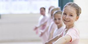 aula de ballet infantil studio kids - Bem Me Quer Sports