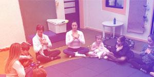 aula de mindfullness infantil studio kids - Bem Me Quer Sports